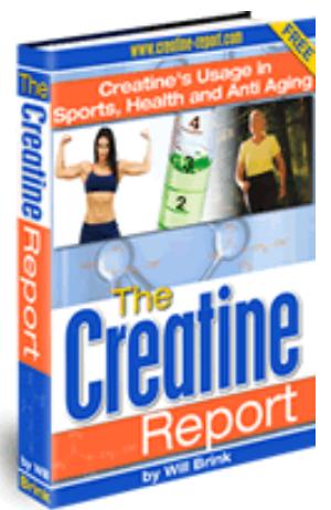 the creatine report