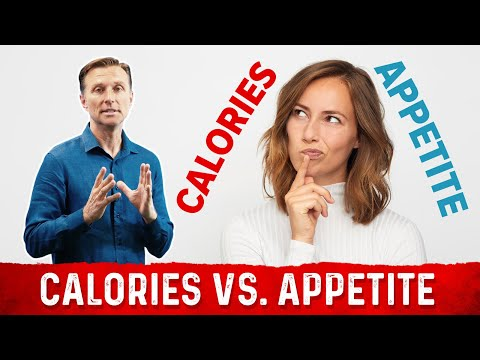 Calories vs. Appetite on Keto and Intermittent Fasting