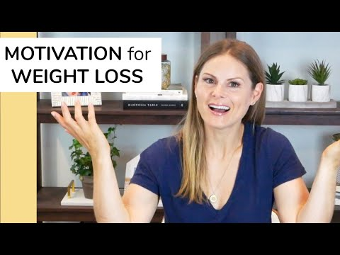 HOW TO STAY MOTIVATED TO LOSE WEIGHT