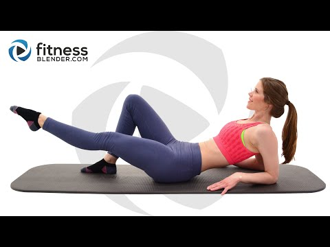 Pilates Flow: Pilates Workout for Butt, Thighs and Core