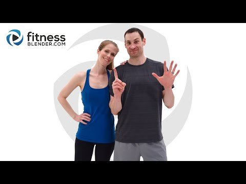 1000 Calorie Workout – 90 Minute Total Body Strength, HIIT, Kickboxing, Pilates, and Core Workout